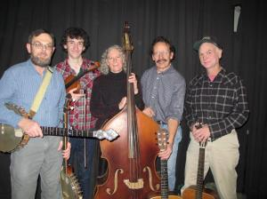 photo of the old-time band, Old Reunion