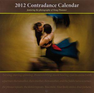 photo of 2012 contradance calendar