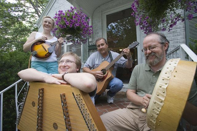 photo of River Ridge string band